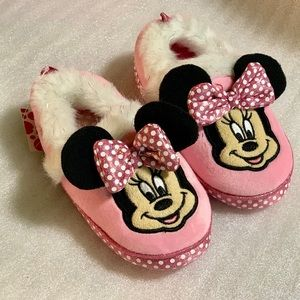 Other - Minnie Mouse Girls Slipper Kids House Shoe New